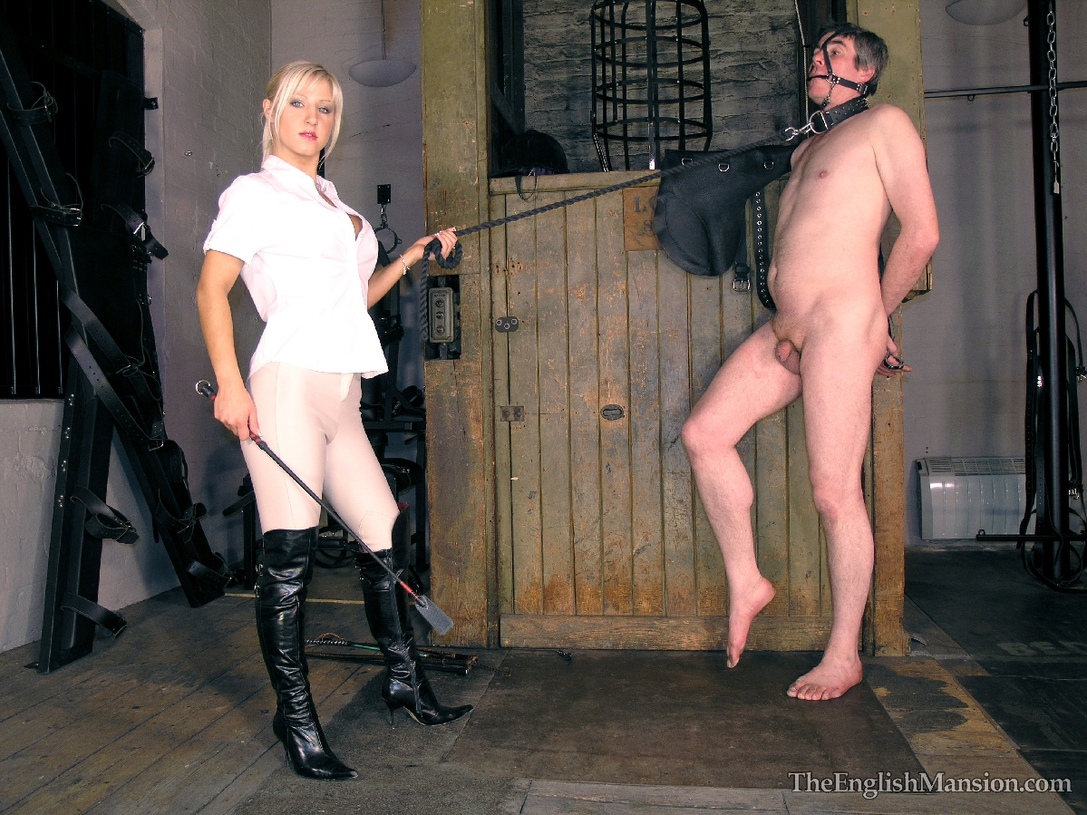 Being a pony for Mistress Vixen is never an easy task, one error can